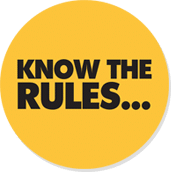 ARB Know The Rules Logo