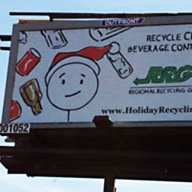 Holiday Recycling Campaign